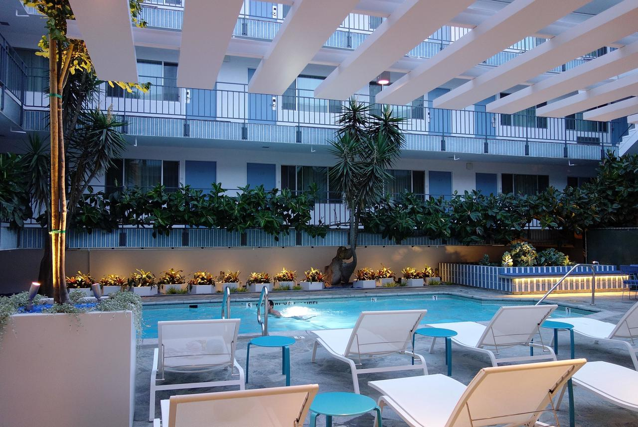 Beverly Laurel Hotel (Abd Los Angeles) - Booking avec Piscine Coliseum