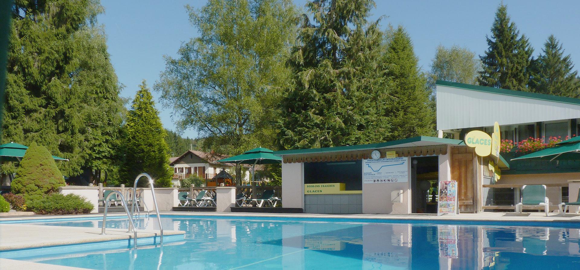 Bienvenue Au Camping Jp Vacances Dans Les Vosges intérieur Camping Gérardmer Avec Piscine