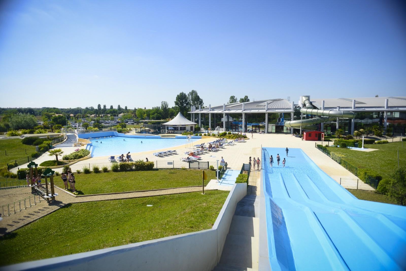 Bienvenue Sur Le Site Du Centre Aquatique Et De La Patinoire ... intérieur Piscine Angouleme