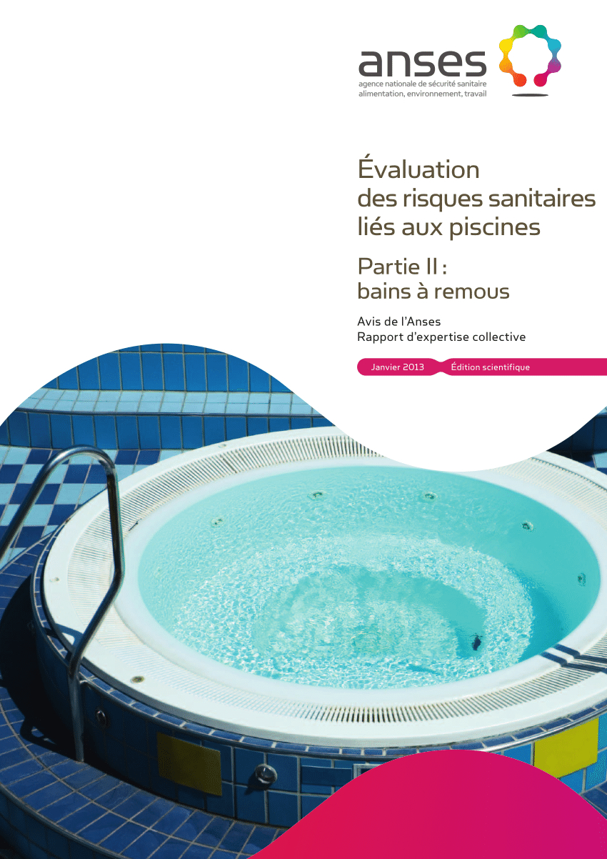 Biofilms And Bacterial Drinking Water Quality pour Chloramine Piscine