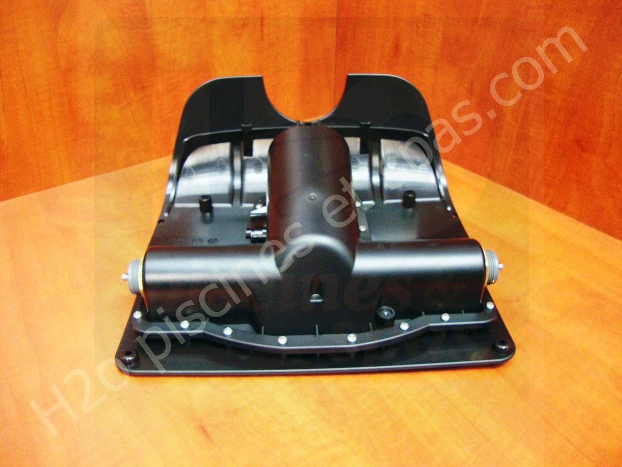 Bloc Moteur Complet Du Robot Zodiac Vortex 4 - H2O Piscines & Spas à Robot Piscine Zodiac Vortex 4