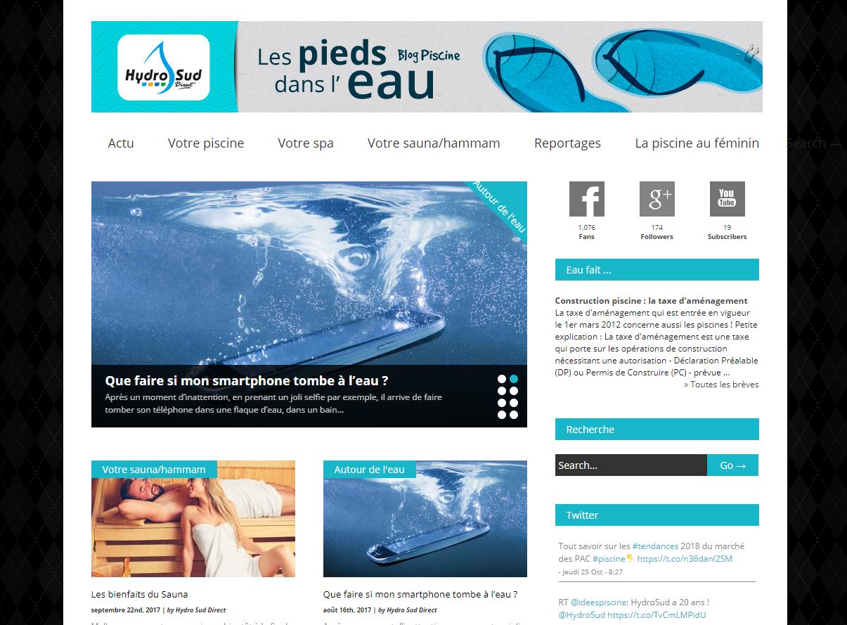 Blog Hydro Sud - Marie Diallo destiné Taxe Piscine 2017