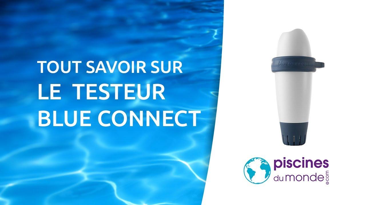 Blue Connect + concernant Thermometre Piscine Connecté