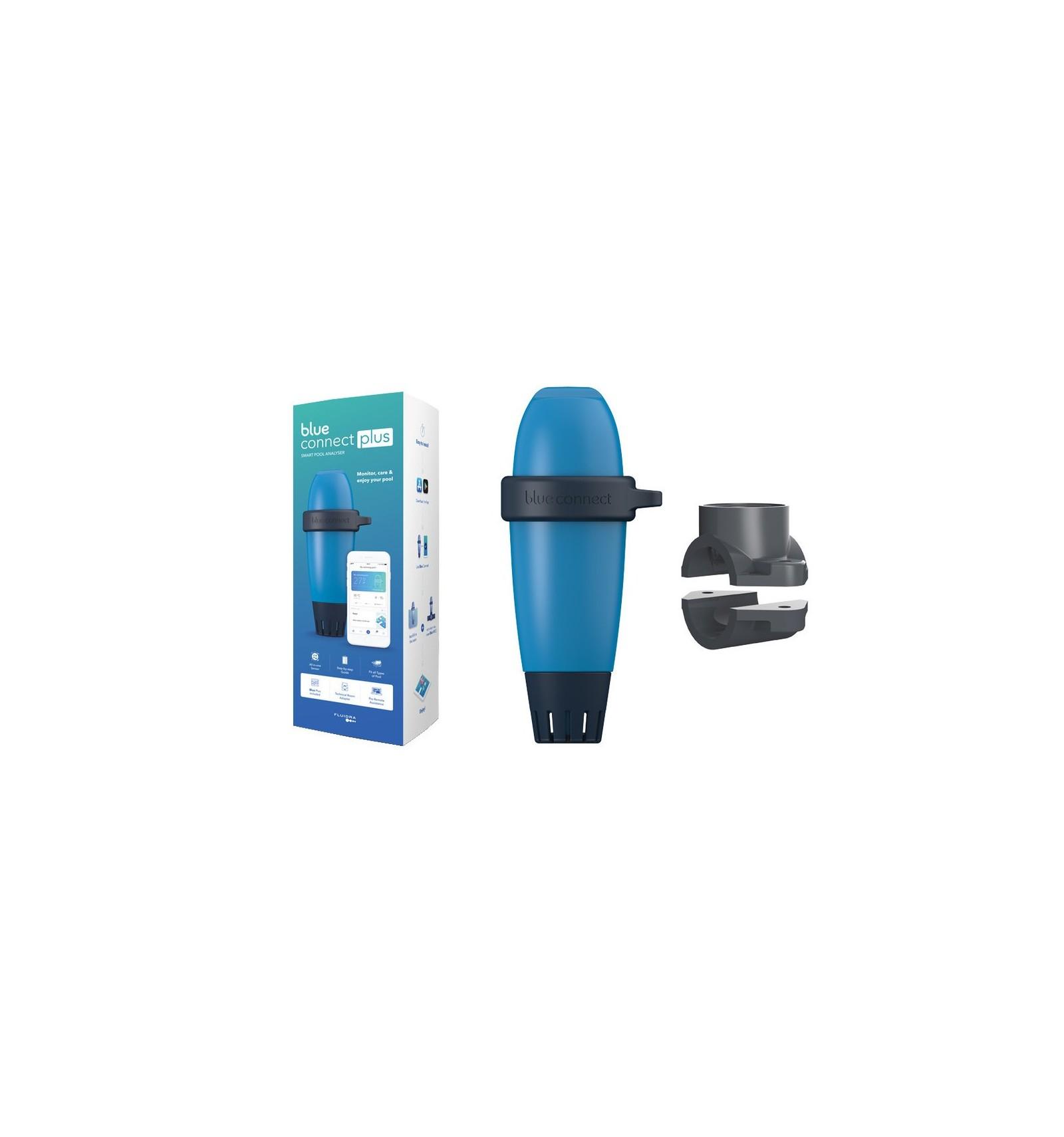 Blue Connect Plus Mesure Connecté Du Ph, Orp, Température Et ... destiné Thermometre Piscine Connecté