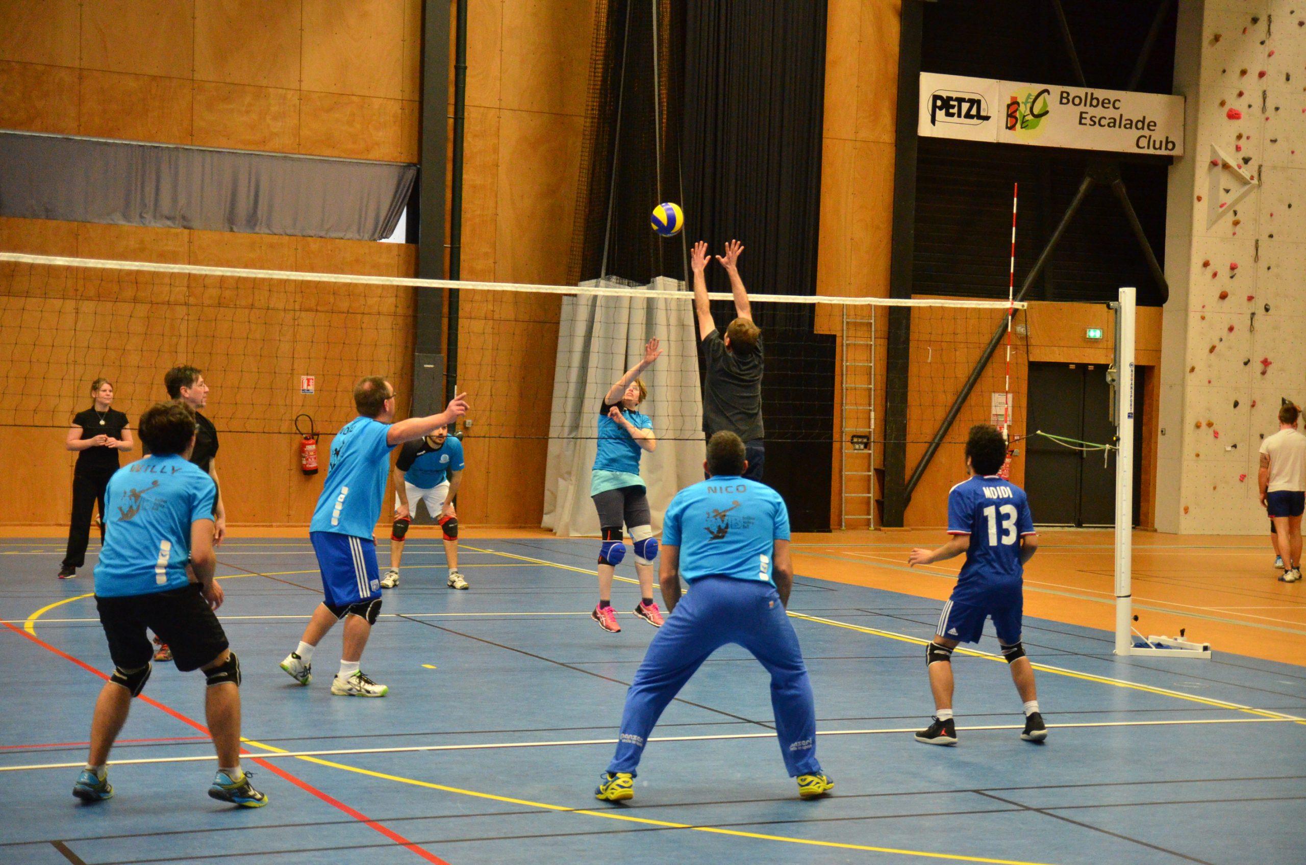 Bolbec Volley Ball - Ville De Bolbec avec Piscine Bolbec