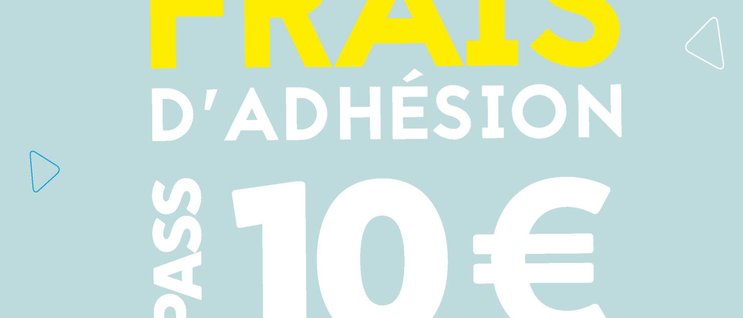 Bonnes Résolutions » : Frais D'adhésion À 10€ Seulement ... destiné Musique Piscine