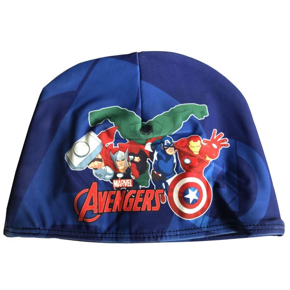 Bonnet De Bain Les Avengers Enfant Mer Piscine - Bonnets De ... dedans Bonnet De Bain Piscine