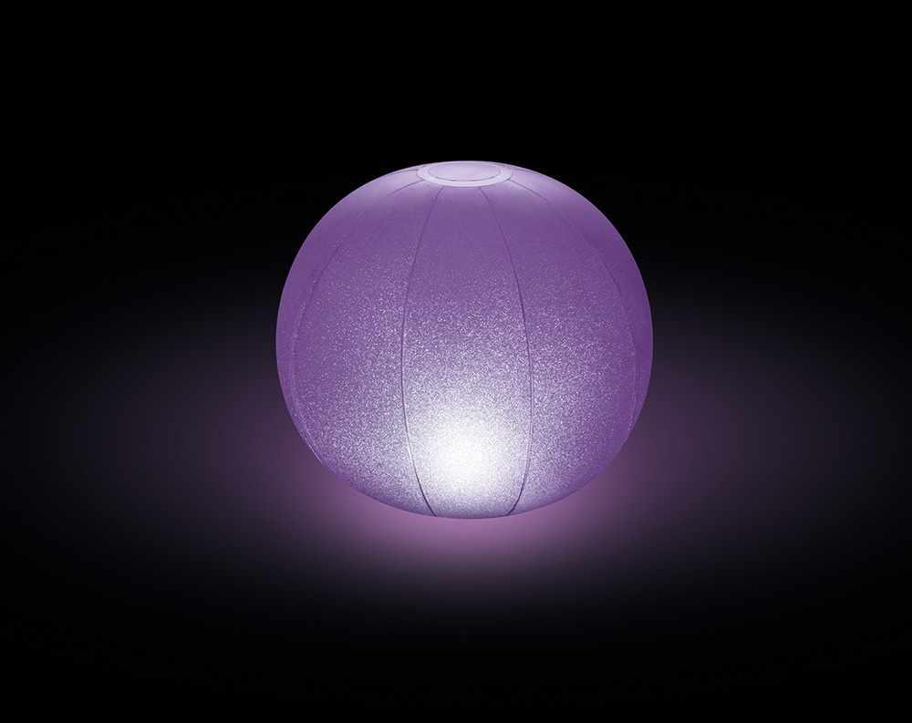 Boule Lumineuse Flottante Led Intex 28693 Pour Piscine tout Boule Lumineuse Piscine