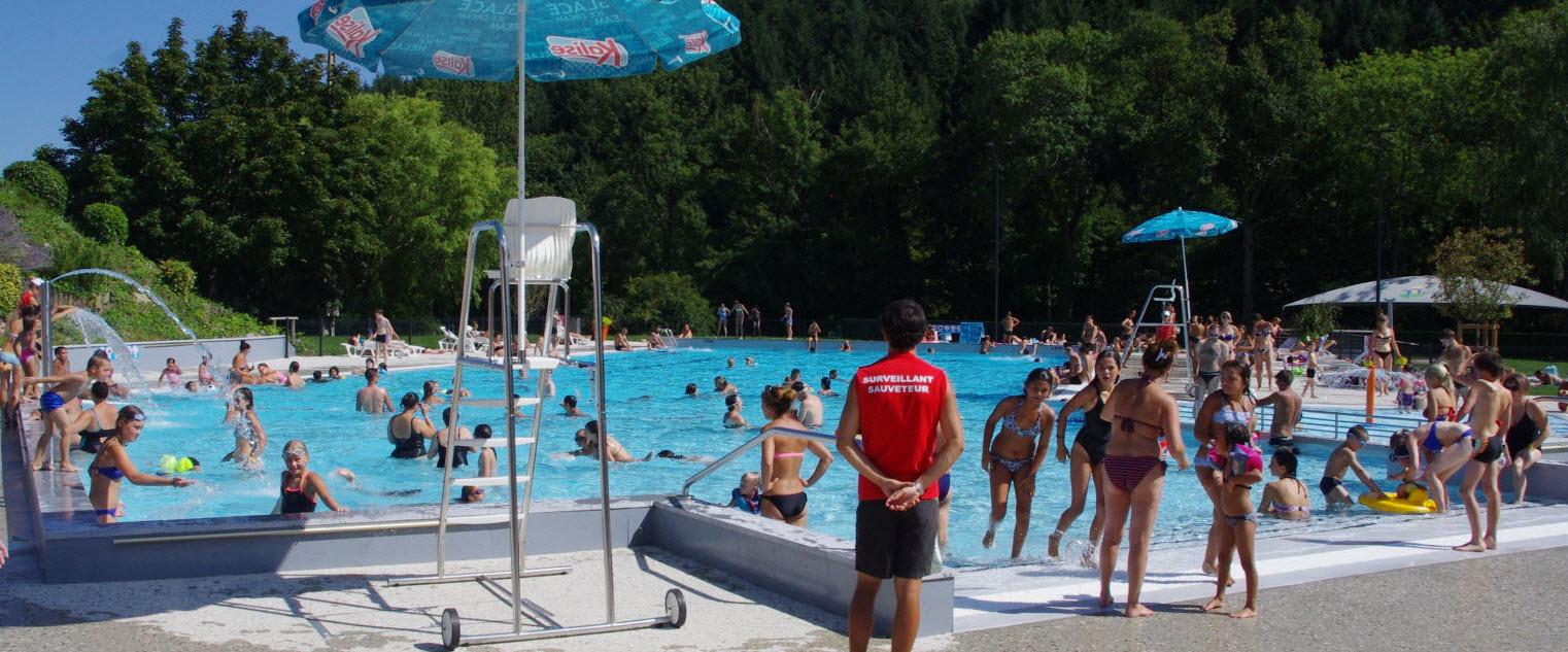 Bourg-Argental | Entrons Dans Les Coulisses De La Piscine ... avec Piscine Bourg En Bresse