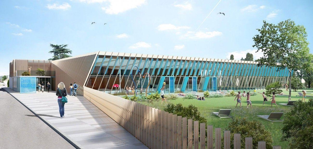 Bourgueil & Rouleau Architectes - Piscine De Milly La Forêt ... pour Piscine Milly La Foret