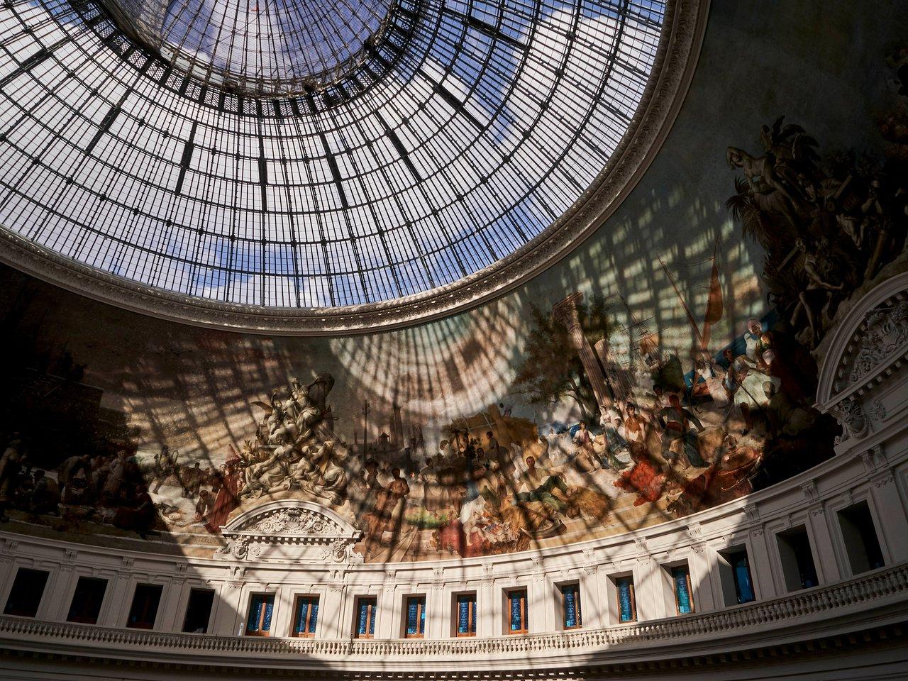 Bourse De Commerce (Paris) - 2020 All You Need To Know ... à Piscine Square Du Luxembourg
