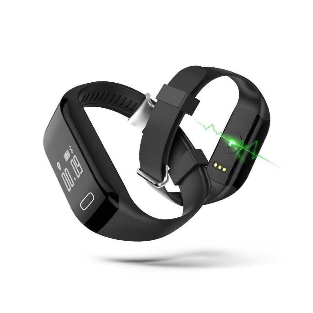Bracelet Connecté Ios & Android Bluetooth Moniteur D'activité -  Dealstore.fr , L'essentiel A Petit Prix pour Bracelet Connecté Piscine
