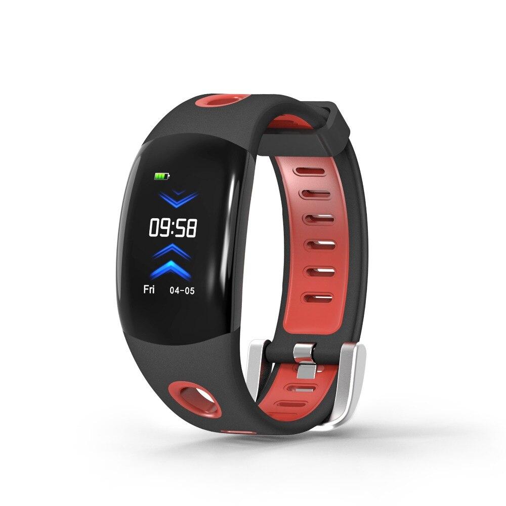 Bracelet Connecté Piscine 3D Dynamique Ui Smart Band Ips Couleur Écran  Bracelet Ip68 Étanche Podomètre Bracelet Fréquence Cardiaque Fitness  Tracker ... à Bracelet Connecté Piscine