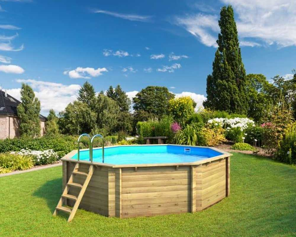 Build An Above Ground Pool With Bpl International intérieur Piscine Proswell