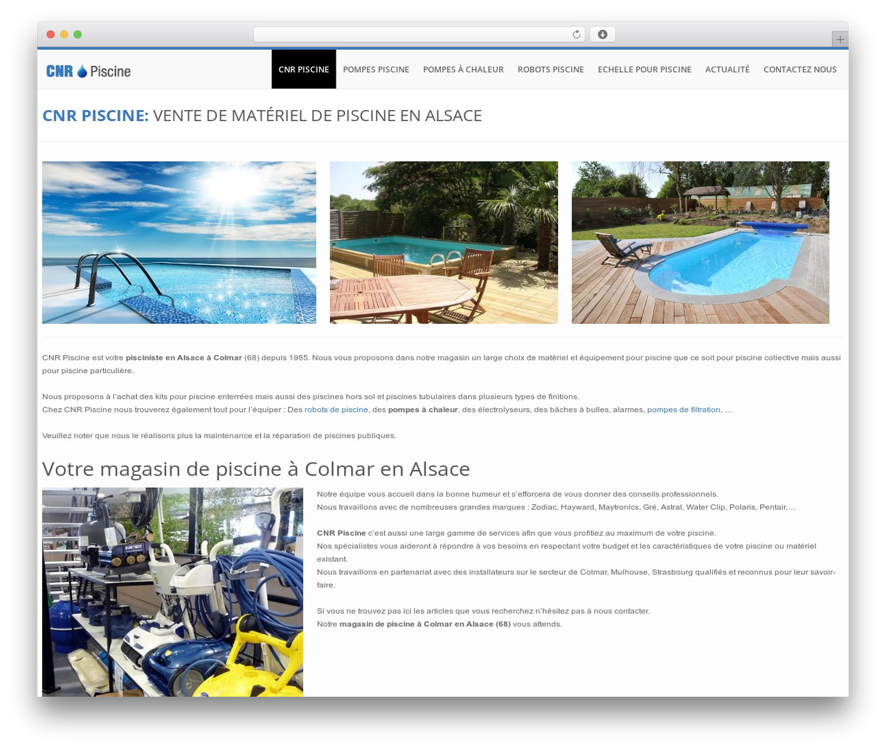 Builder Theme Best Wordpress Theme By Orangeidea - Cnr ... pour Piscine Hors Sol Gre