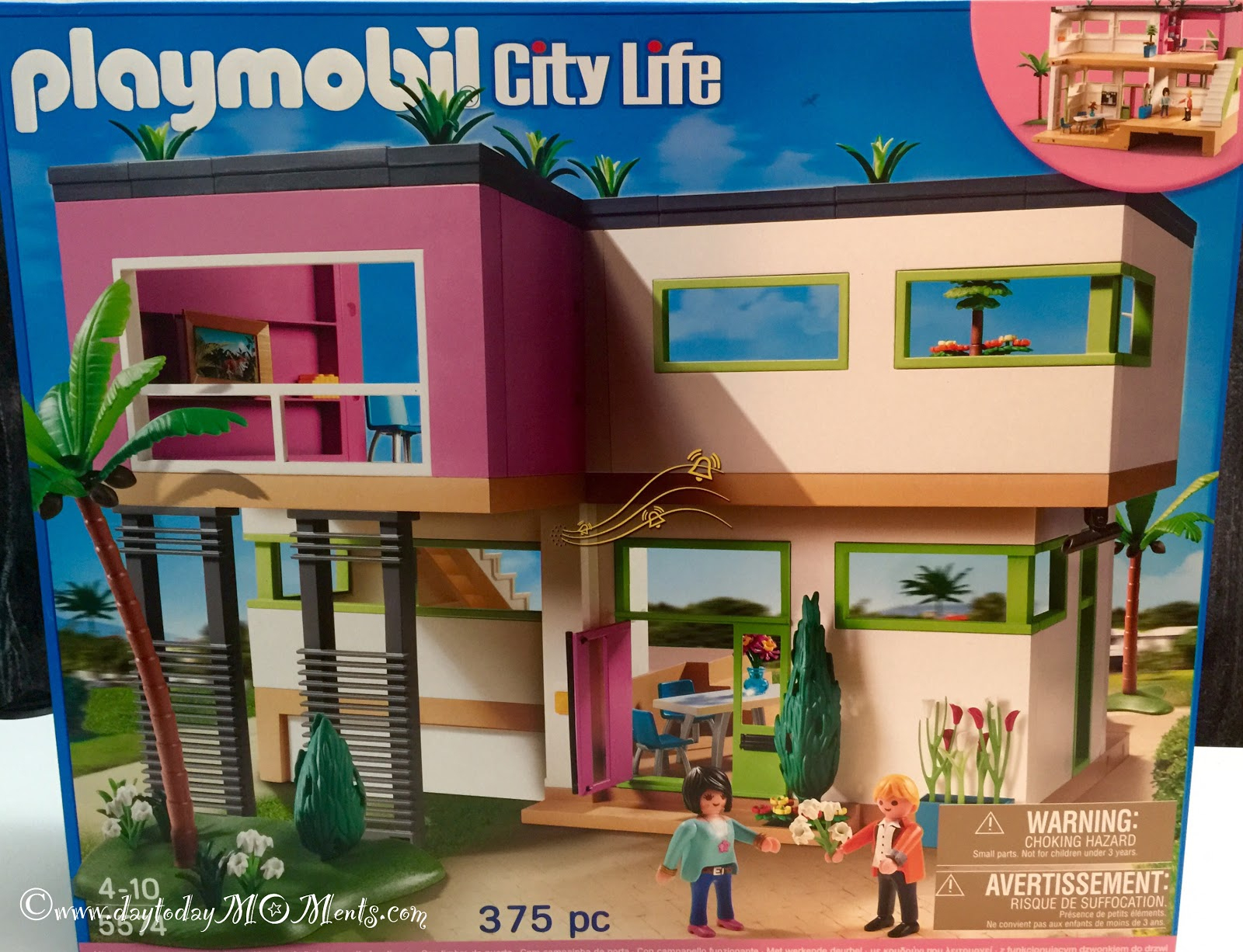 Building Toys Toys & Games Playmobil Modern Luxury Mansion ... dedans Piscine Playmobil 5575