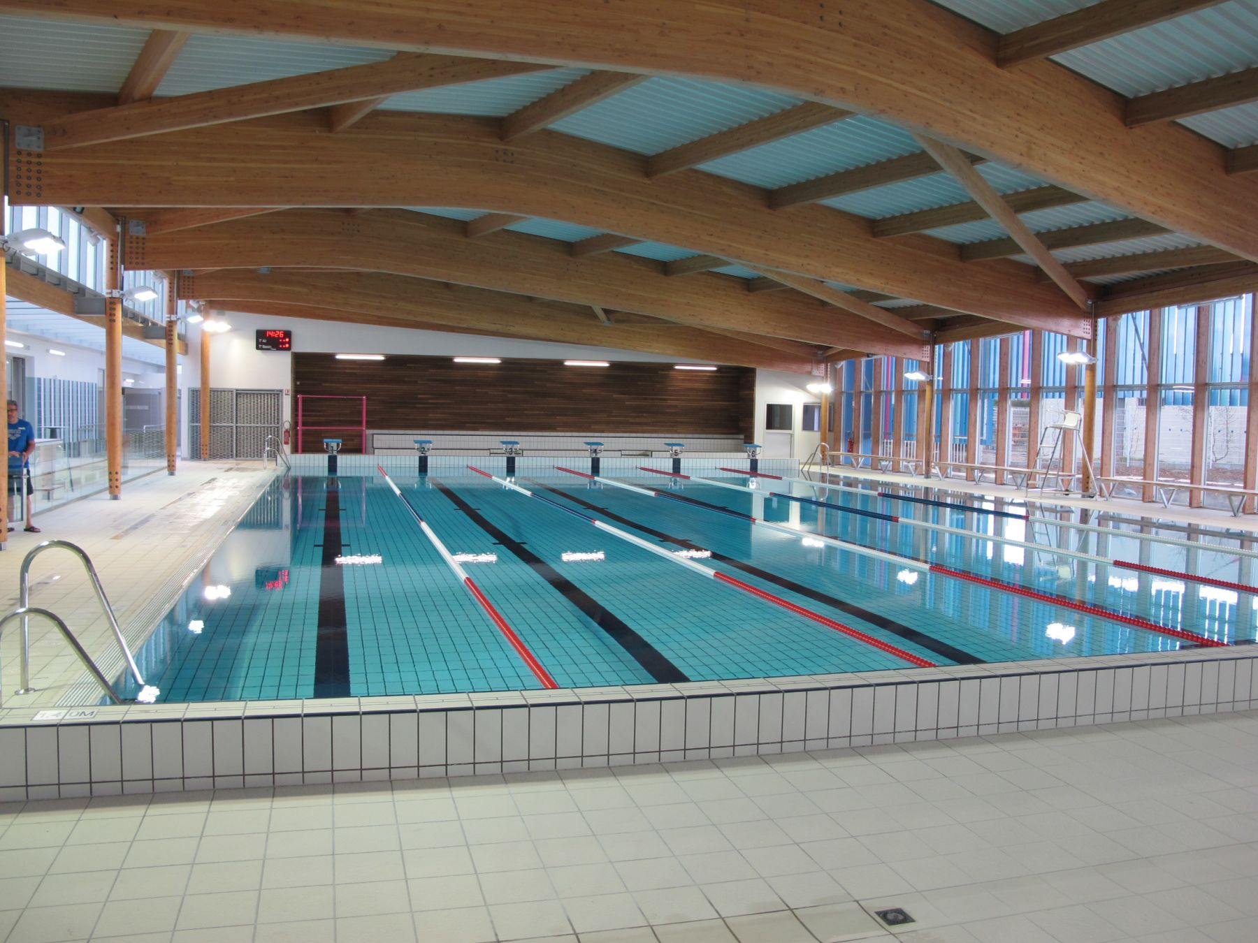 Bulle D'ô : Le Nouveau Centre Aquatique De Joué-Lès-Tours avec Piscine Bulle D O
