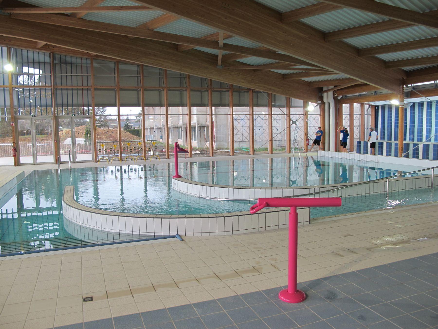 Bulle D'ô : Le Nouveau Centre Aquatique De Joué-Lès-Tours encequiconcerne Piscine Bulle D O