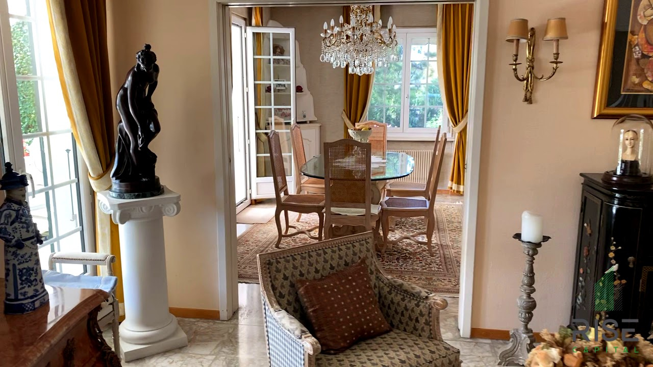 Buy A 10 Rooms Duplex House In Thônex - Flatfox destiné Piscine Thonex