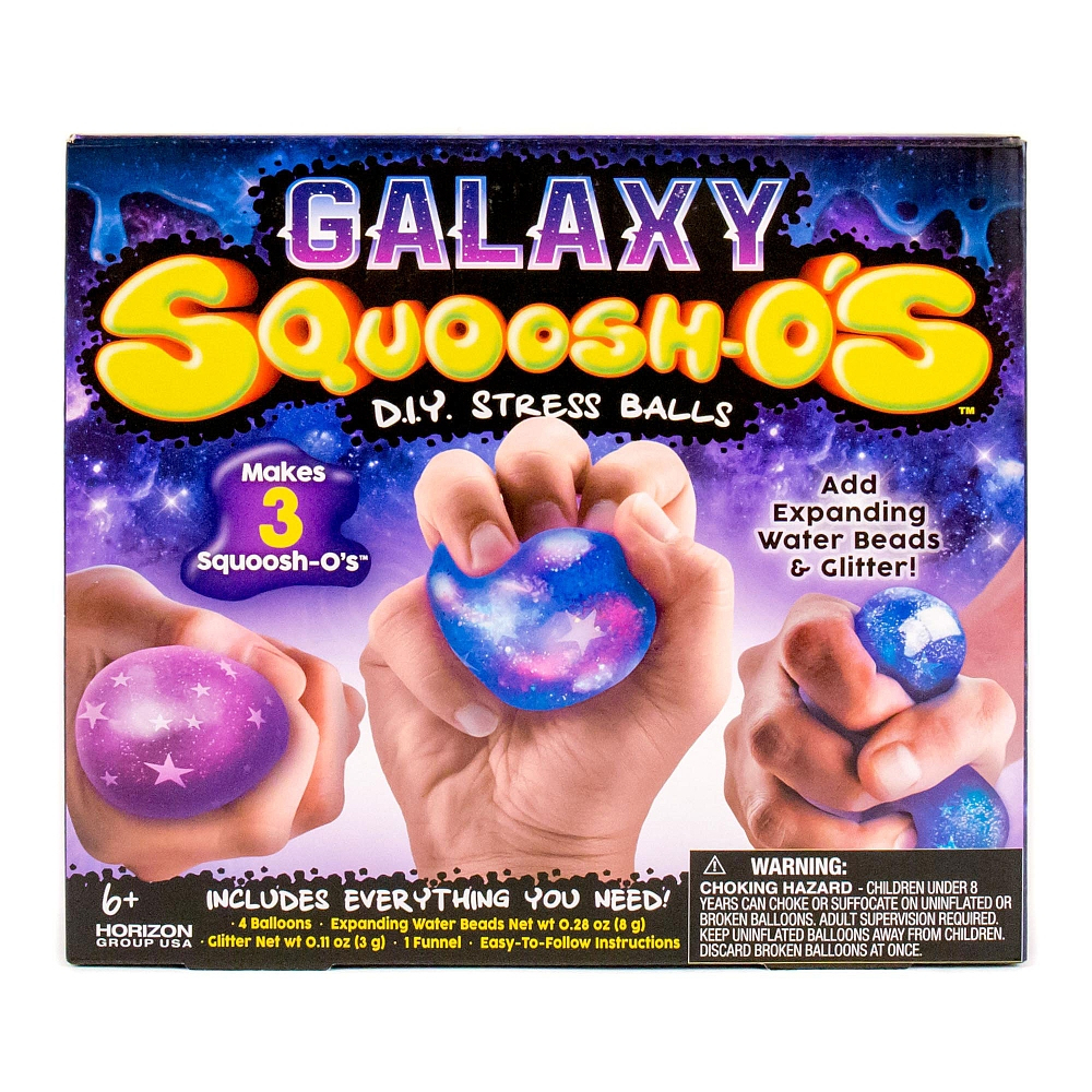Buy Galaxie Squoosh-O's Diy Balles Anti-Stress. For Cad 6.99 | Toys R Us  Canada encequiconcerne Piscine A Balle Toysrus
