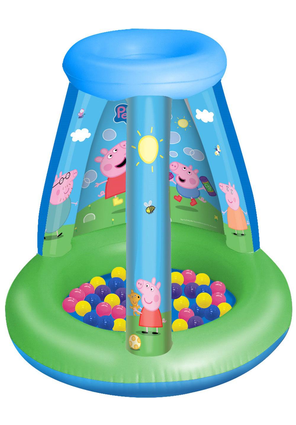 Buy Parc À Balles Peppa Pig Avec 15 Balles For Cad 39.99 | Toys R Us Canada avec Piscine A Balle Toysrus