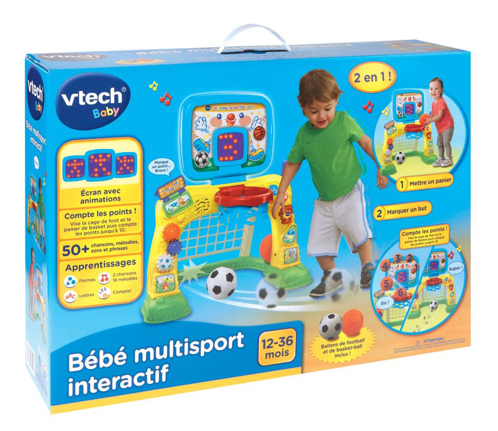 Buy Vtech - Bébé Multisport Interactif - Édition Française For Cad 54.99 |  Toys R Us Canada dedans Piscine A Balle Toysrus