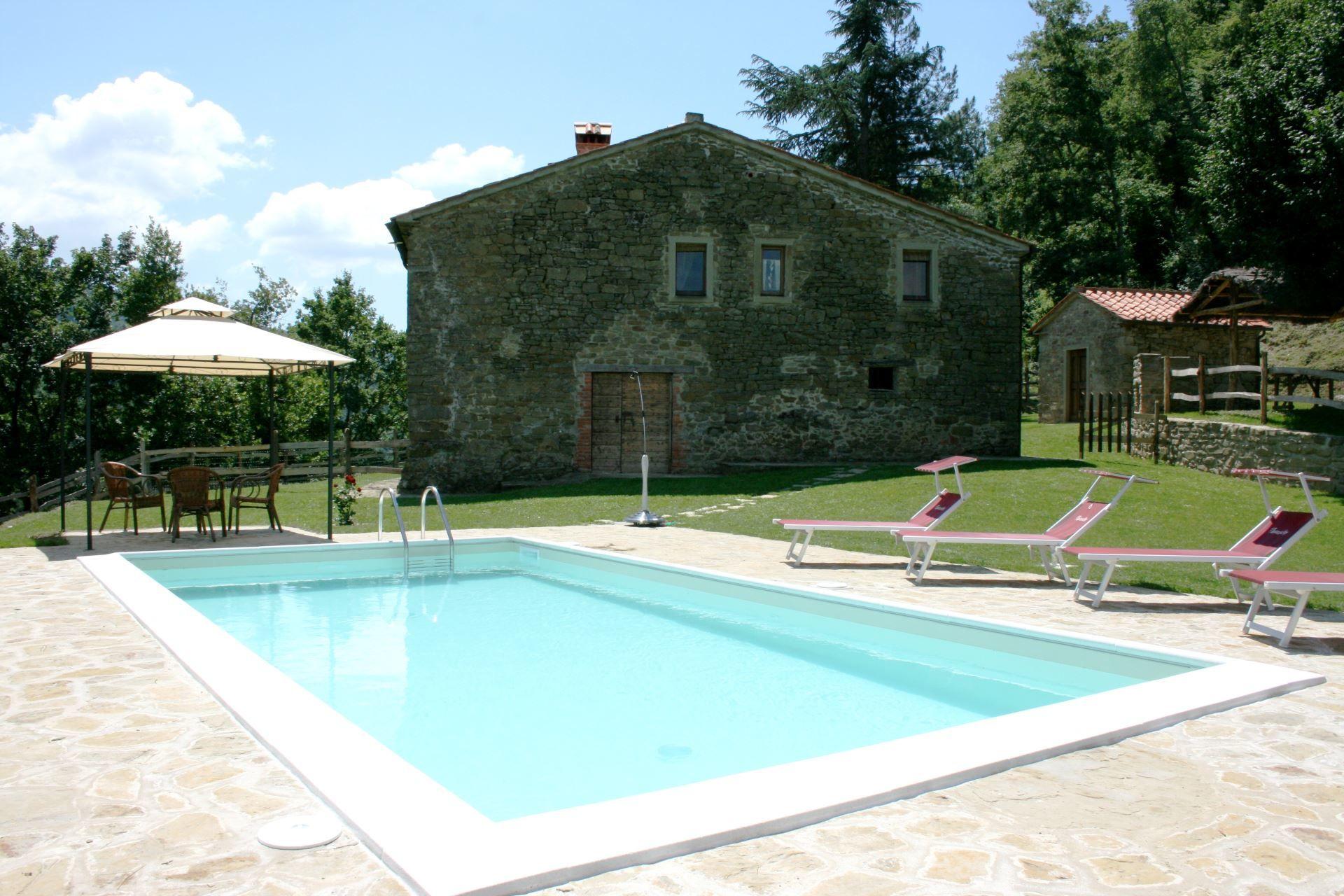 Ca De Tonco Location De Vacances - Couchages 5 Dans 3 ... concernant Location Maison De Vacances Avec Piscine Privée