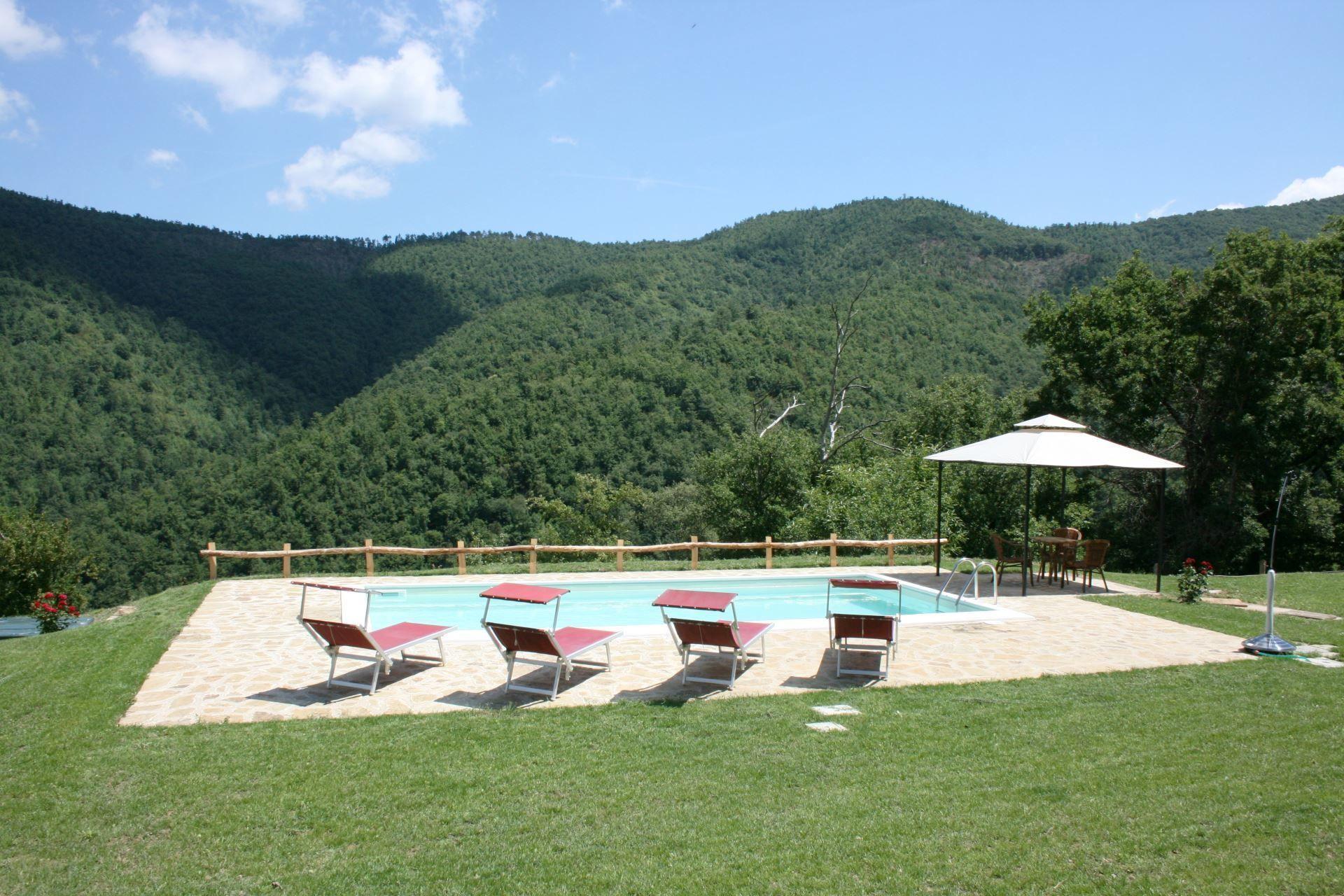Ca De Tonco Location De Vacances - Couchages 5 Dans 3 ... destiné Piscine Gdo