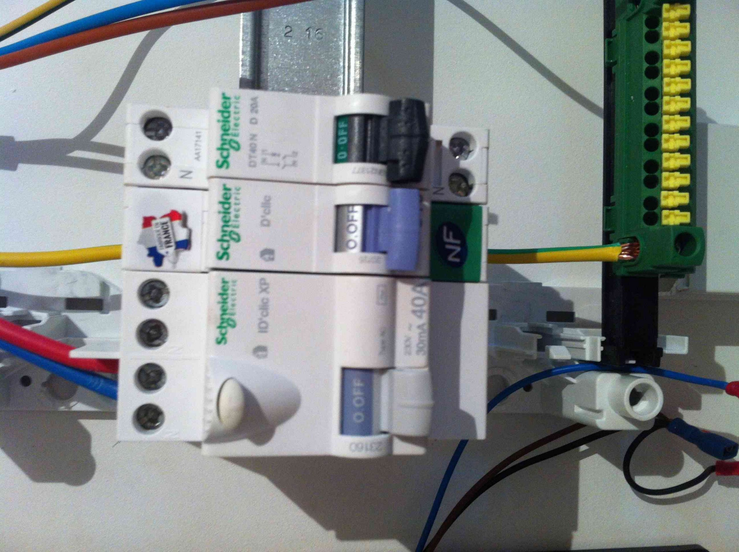 Cablage Électrique Coffret Piscine | Piscines Filtration avec Coffret Electrique Piscine
