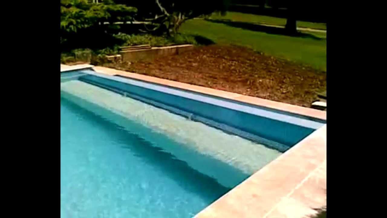 Caillebotis Immergés - Couvertures Aqualife By Maytronics France avec Volet Immergé Piscine