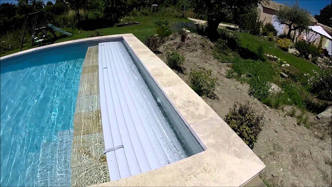 Caillebotis Immergés - Couvertures Aqualife destiné Volet Immergé Piscine