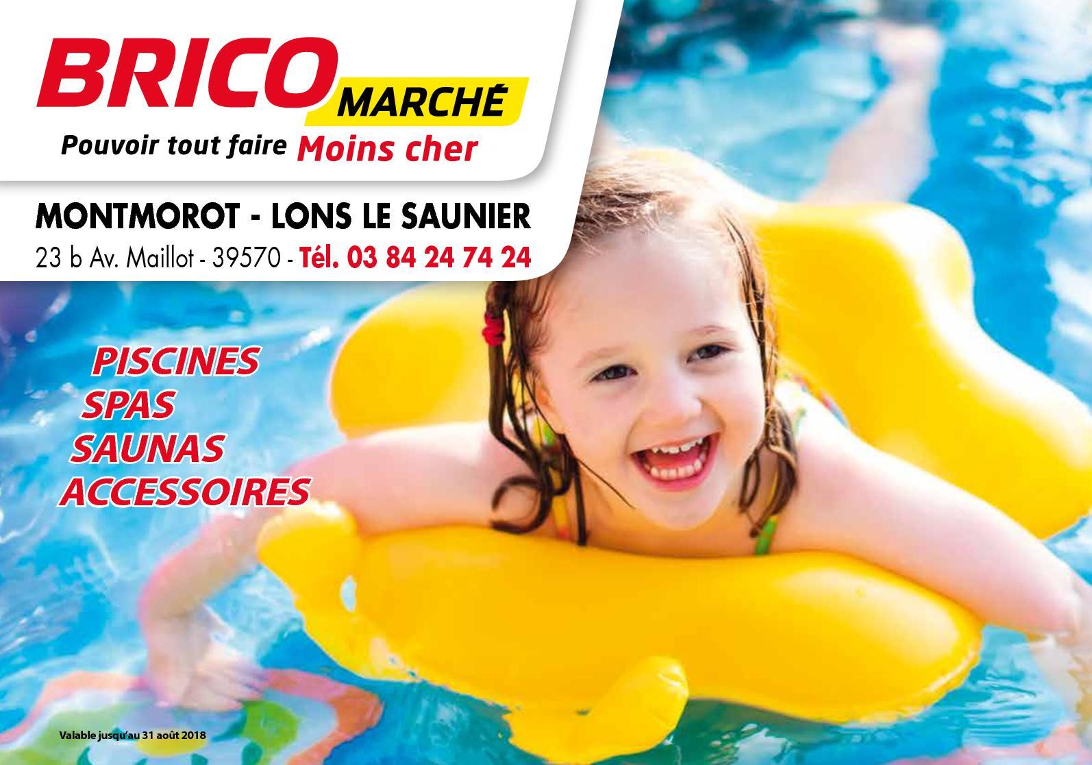 Calaméo - Bricomarché Catalogue Piscine à Piscine Bricomarché