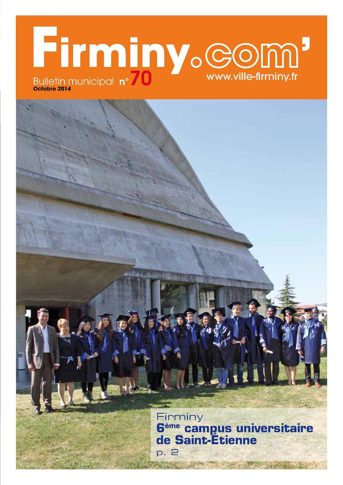 Calaméo - Bulletin Municipal N°70 encequiconcerne Piscine Discount Firminy