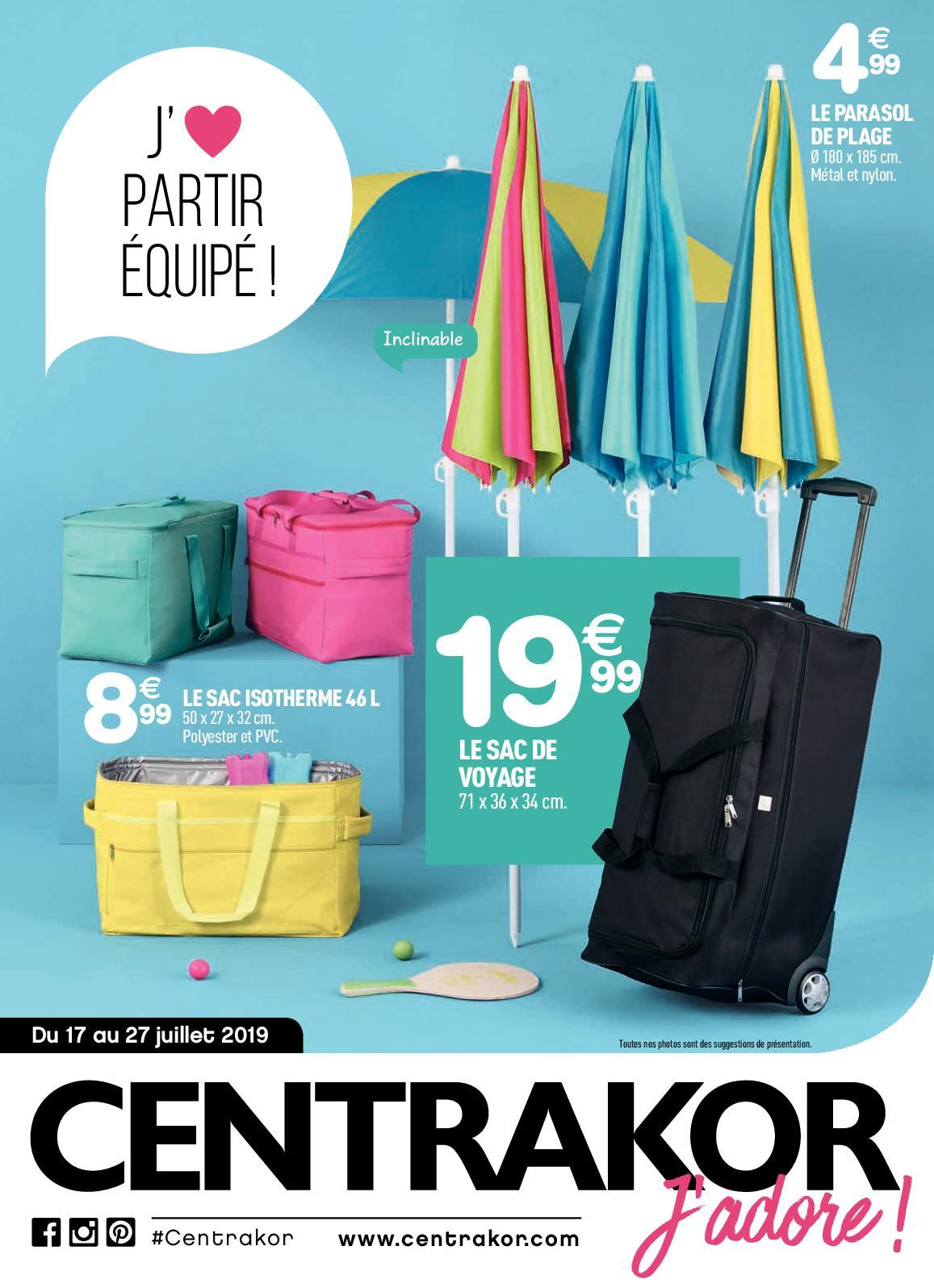 Calaméo - Catalogue 630 Centrakor - J'❤️ Partir Équipé ... à Piscine Centrakor