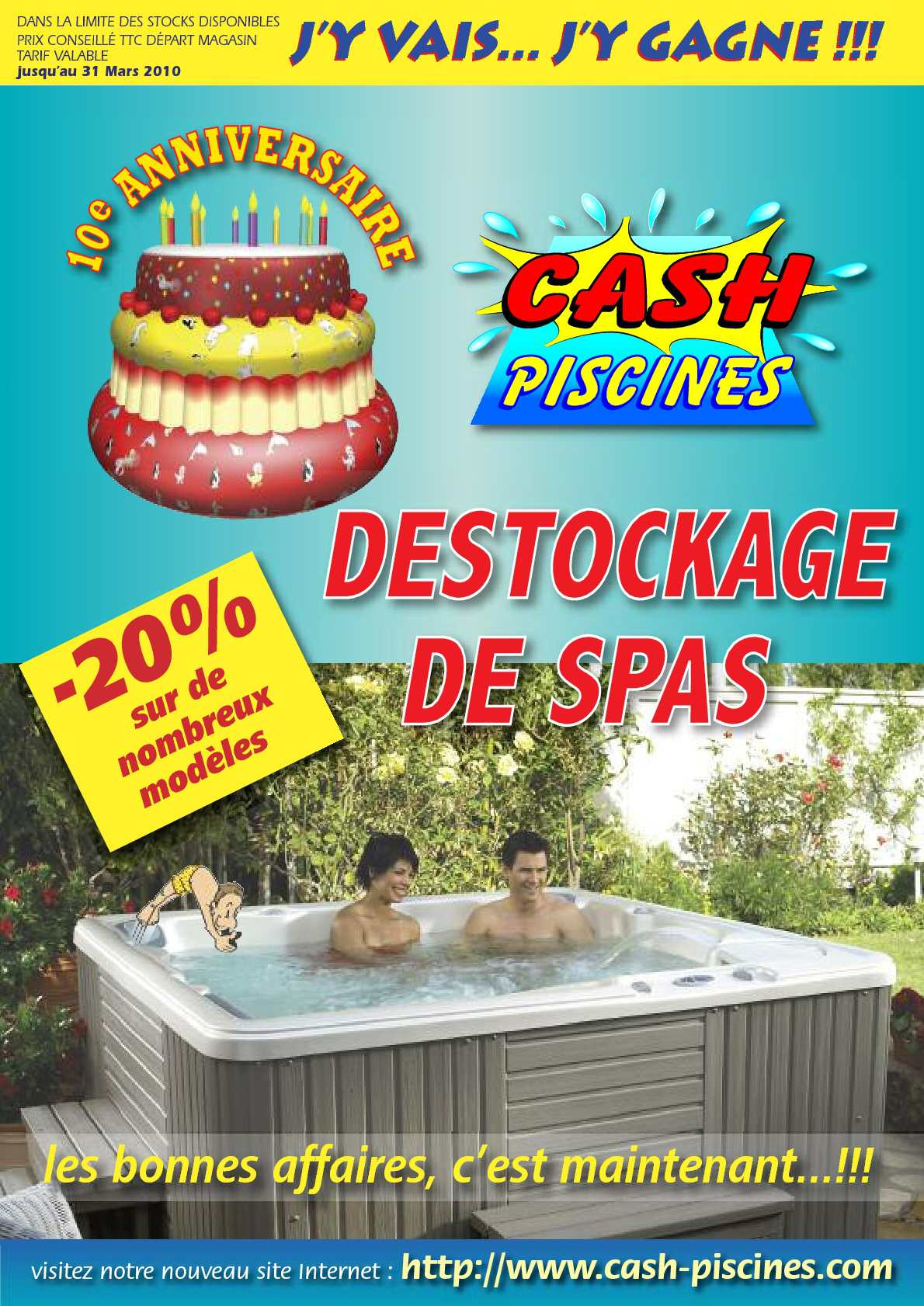 Calaméo - Catalogue Cash Piscine à Cash Piscine Catalogue