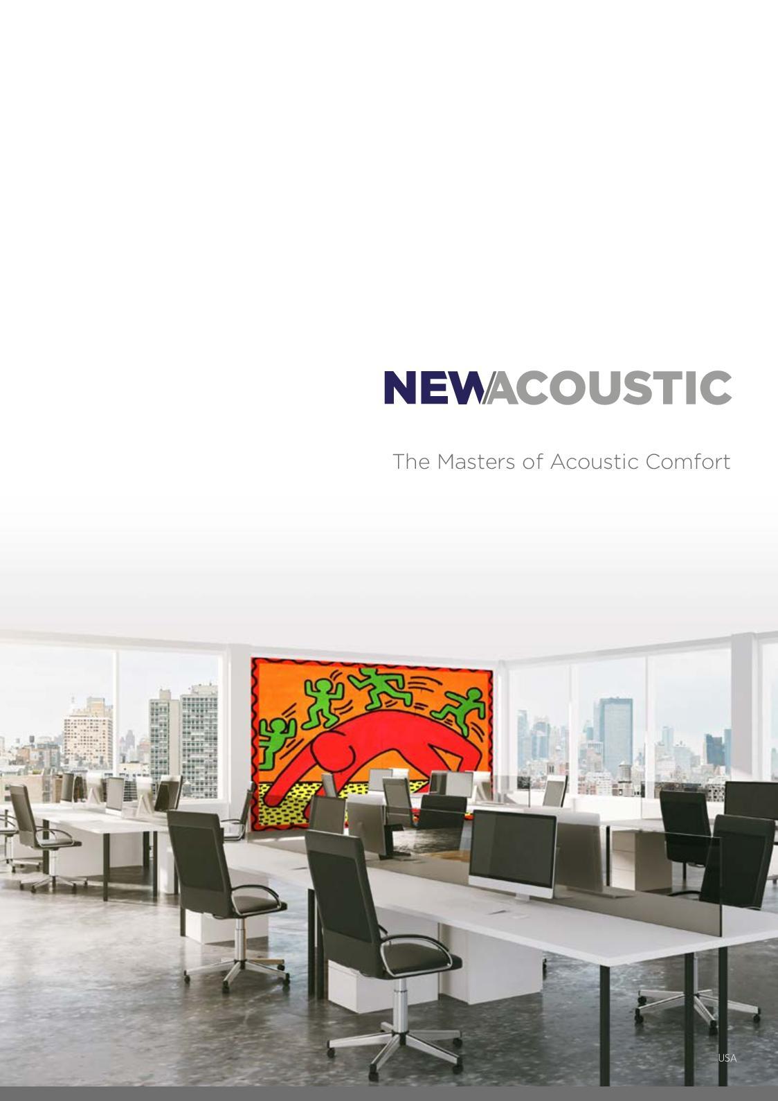 Calaméo - Catalogue Newacoustic 2019 Usa Web pour Piscine Arras Aquarena