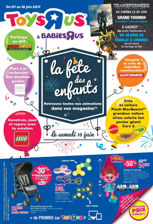 Calaméo - Catalogue Toys'r'us pour Piscine A Balle Toysrus