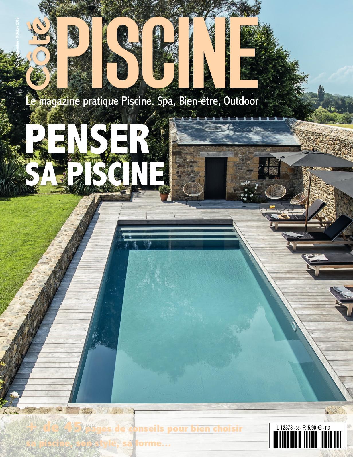 Calaméo - Cote Piscine N° 38 encequiconcerne Piscine Vinet