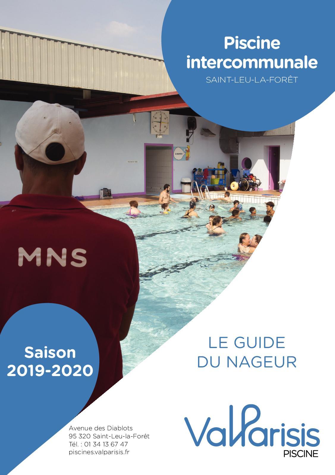 Calaméo - Dépliant Saint Leu Saison 2019 2020 serapportantà Piscine D Herblay