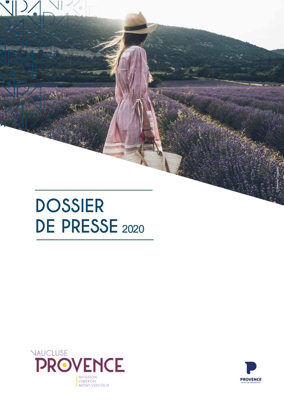 Calaméo - Dossier De Presse - 2020 encequiconcerne Piscine Stuart Mill Avignon