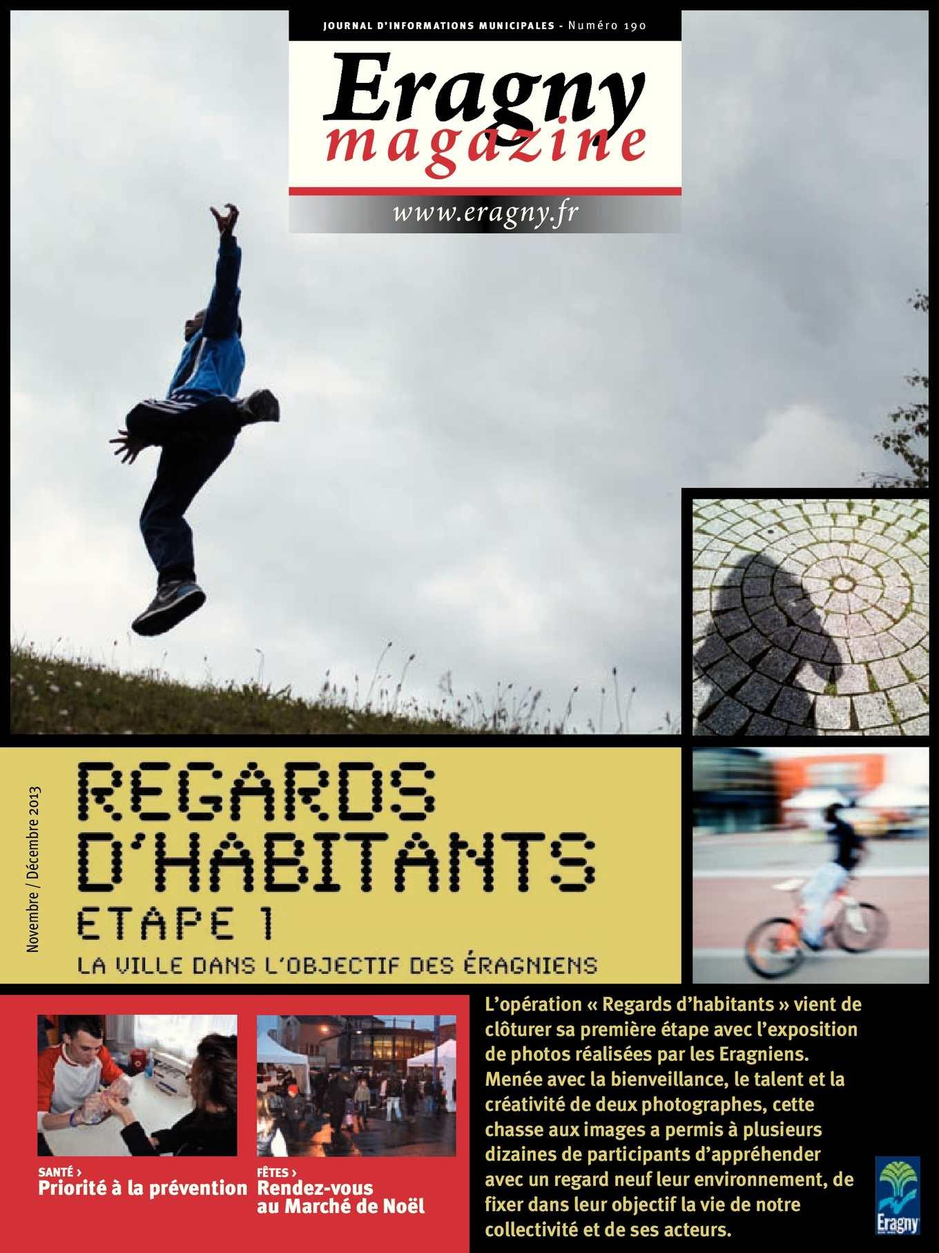 Calaméo - Eragny Magazine N°190 dedans Piscine Eragny