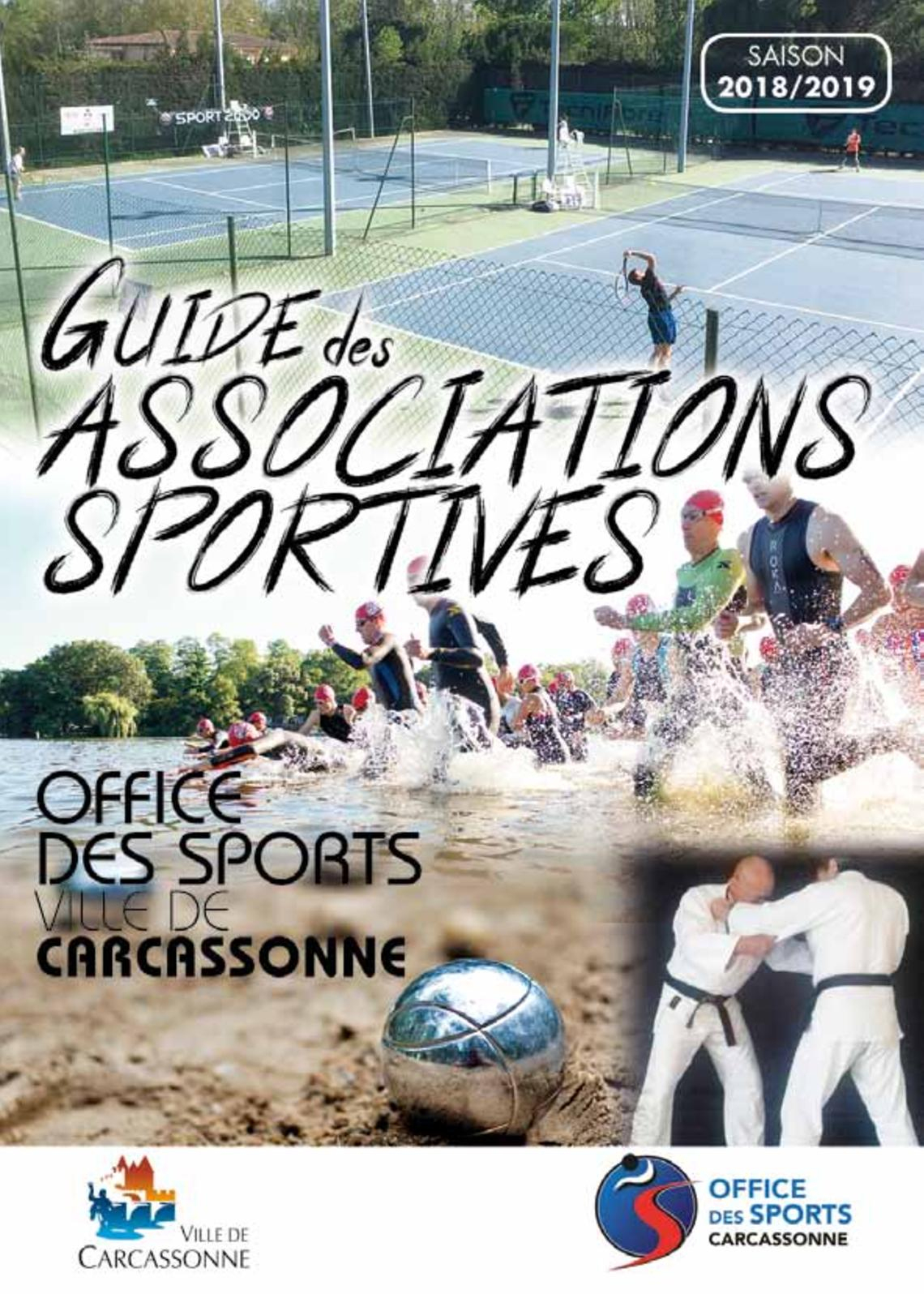 Calaméo - Guide De L'office Municipal Des Sports De ... serapportantà Piscine Grazailles
