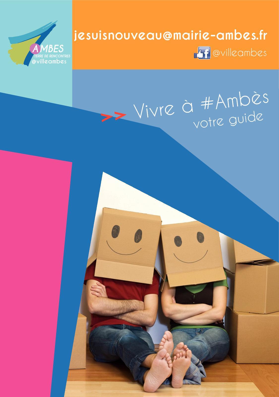 Calaméo - Guide Des Nouveaux Arrivants pour Piscine Ambes