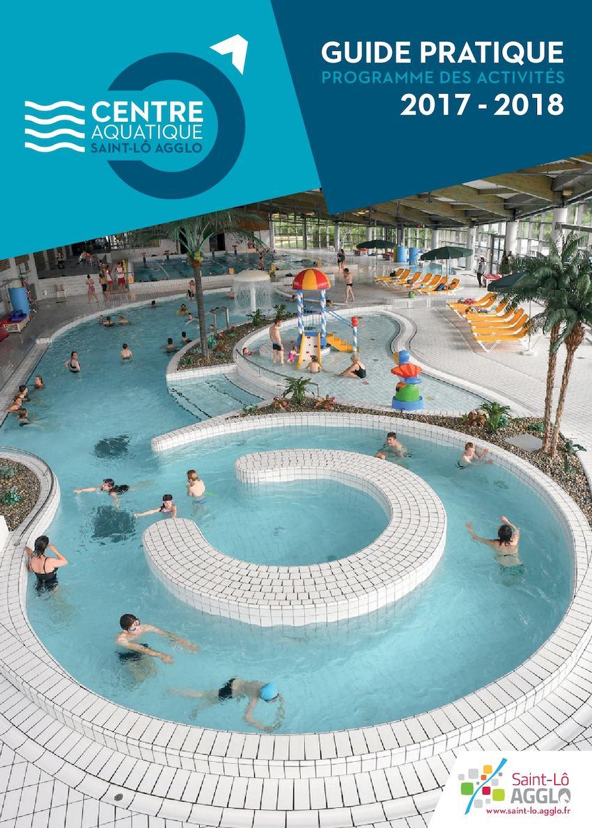 Calaméo - Guide Pratique Du Centre Aquatique De Saint-Lô Agglo avec Piscine St Lo