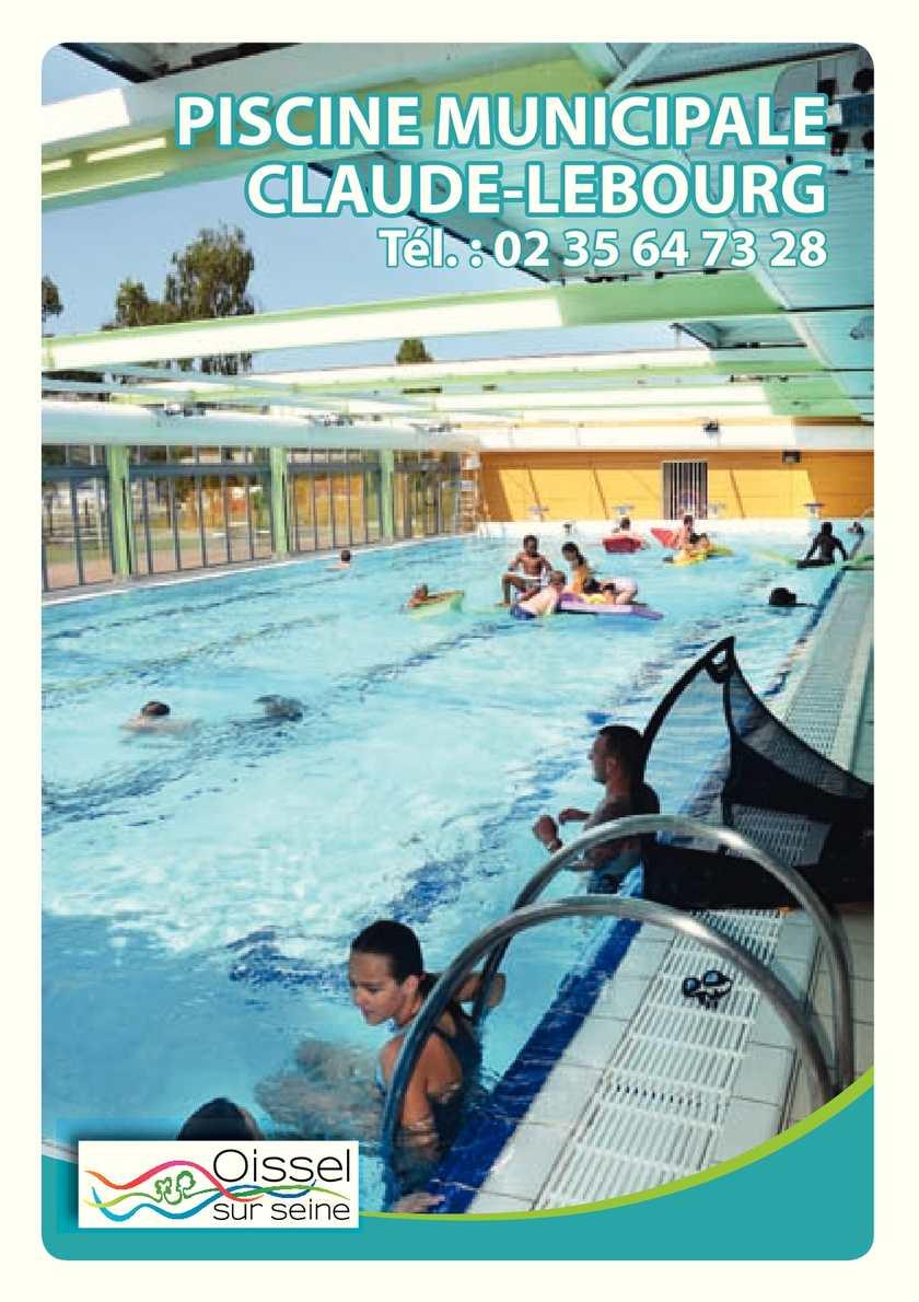 Calaméo - Les Activités Aquatiques À Oissel intérieur Piscine Oissel