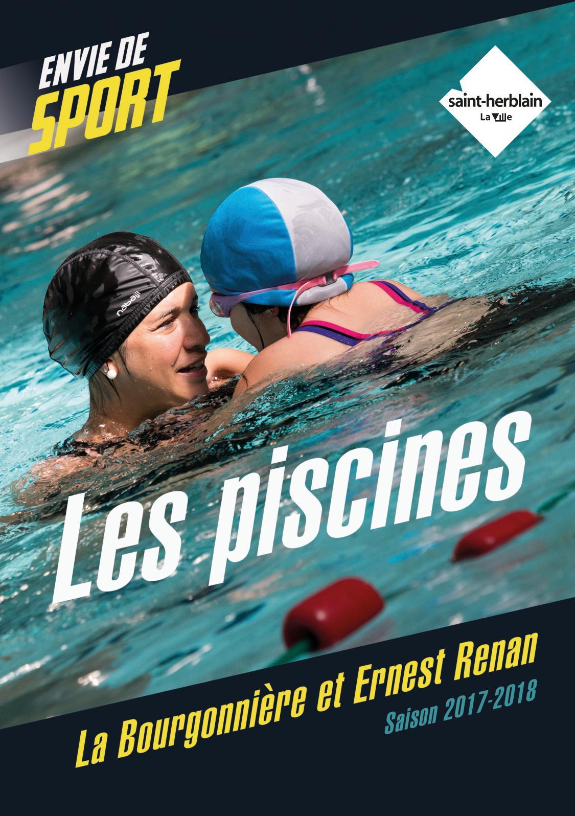Calaméo - Les Piscines concernant Piscine Bourgonnière