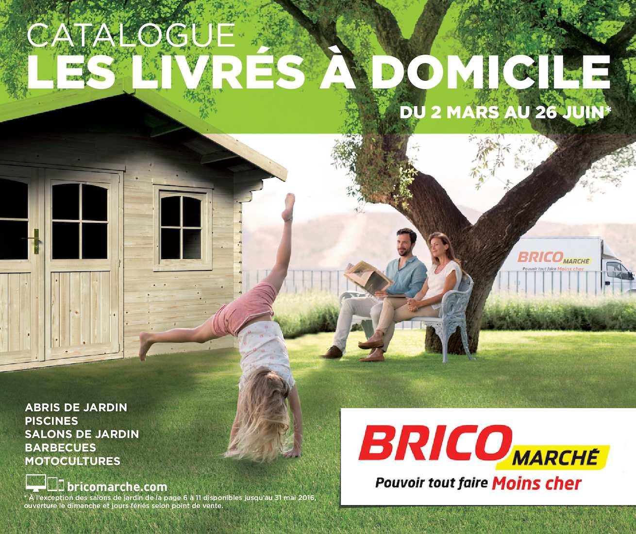 Calaméo - Livre A Domicile 2016 à Piscine Bricomarché