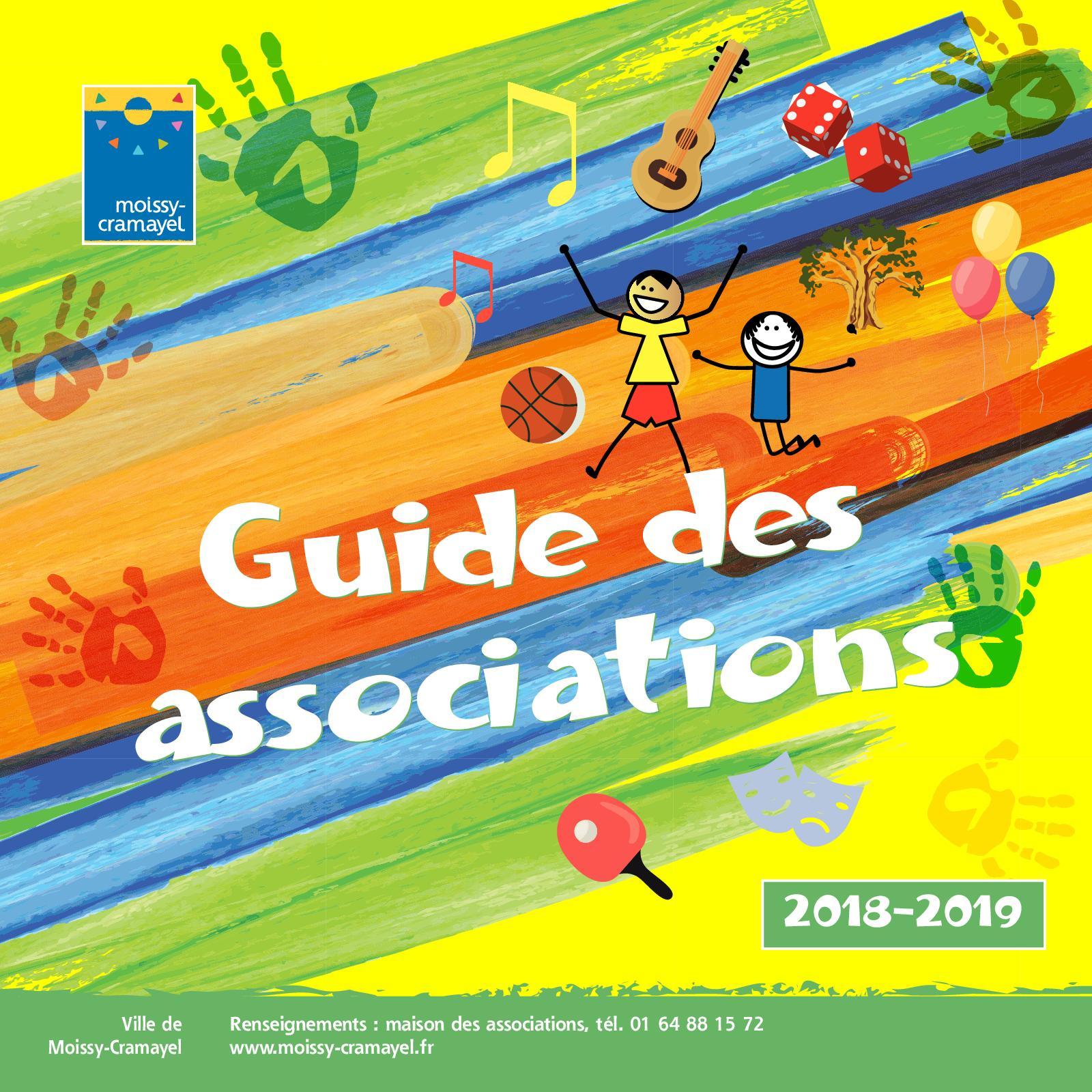 Calaméo - Maquette Guide Des Associations intérieur Piscine De Moissy Cramayel