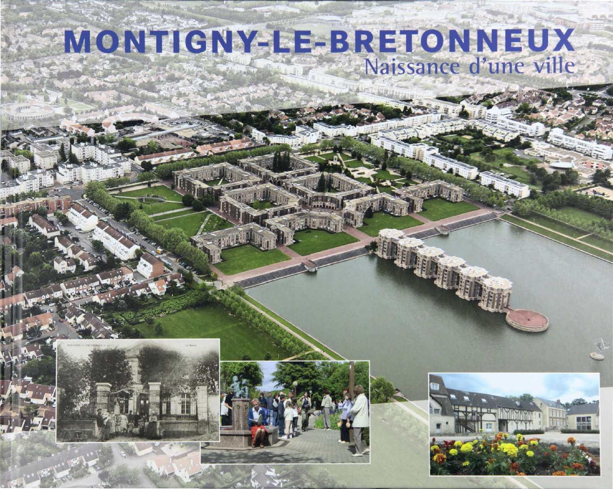 Calaméo - Montigny-Le-Bretonneux - Naissance D'une Ville destiné Piscine Montigny Le Bretonneux