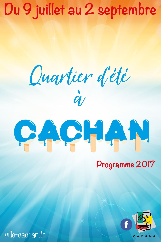 Calaméo - Programme D'activités D'été 2017 : Quartier D'été ... intérieur Piscine Cachan
